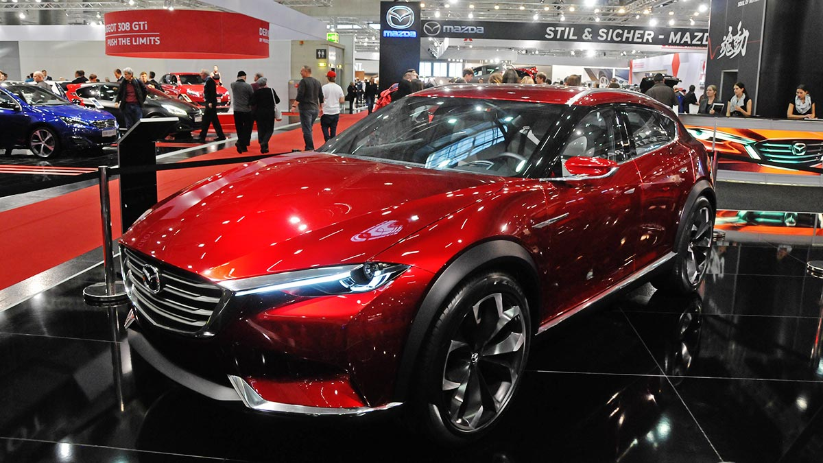 Mazda Studie Koeru