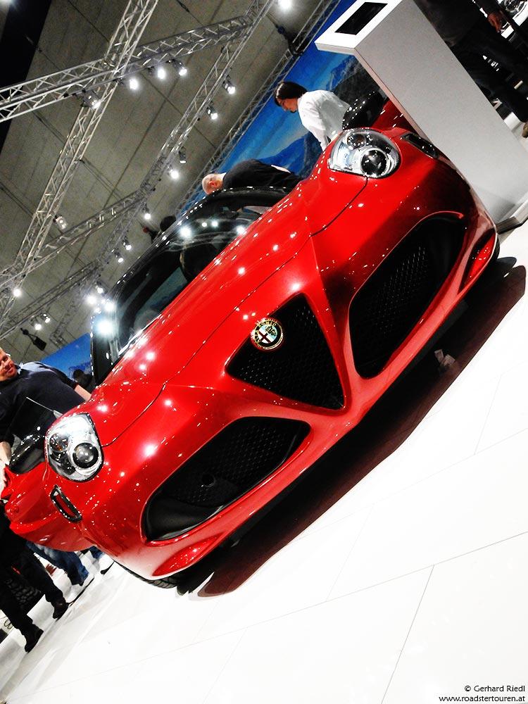 Alfa Romeo 4C Roadster
