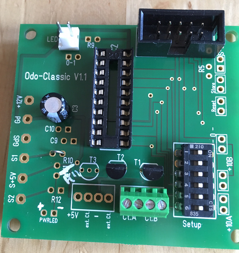 ODO Elektronik